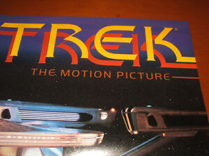 NEW LOW PRICE Star Trek the Motion Picture rare promo poster Stratford Kitchener Area image 1