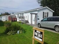 Moncton, Mini Home for sale 16'x 64', moving out of province