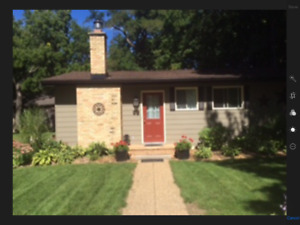 Bayfield furnished house monthly rental