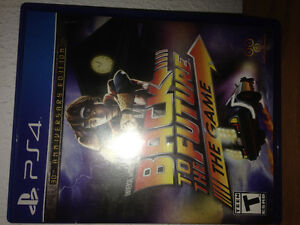 Back to the future the video game