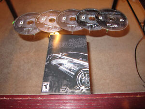 Need for Speed Most Wanted Black Edition (PC CD) Kingston Kingston Area image 3