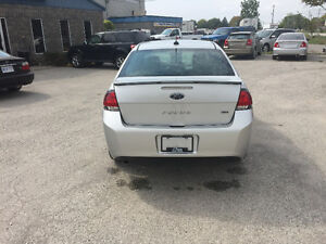 SALE! 2010 Ford Focus SES Auto Safety & Etested! Loaded! 143 K's Windsor Region Ontario image 5