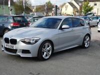 2013 BMW 1 Series 2.0 118d M Sport 5dr