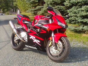 Honda CBR954 for sale