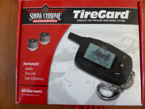 Motorcycle Tire Pressure Monitoring System New