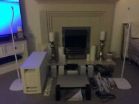 Bose Lifestyle T20- Complete plus extras