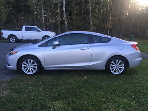 2012 Honda Civic Coupe EX Coupe (2 door)