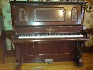Très beau piano ancien et très belle tonalité