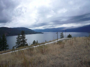 8844 Oxford Rd, Vernon BC - Stunning Dream Home Site!