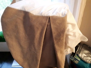Bed Skirt double
