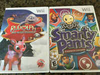 2 Wii Games for sale