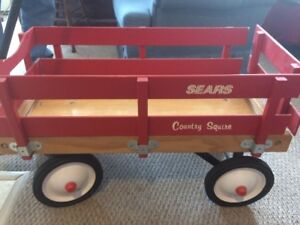 Sears Country Squire Wagon