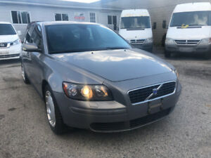 2005 Volvo V50  LEATHER/SUNROOF SAFETY&E-TEST FREE WARRANT