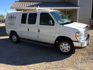 2009 Ford E-250 Work Van