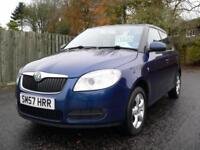 Skoda Fabia 1.4TDI PD ( 80bhp ) 2 Cheap Road Tax