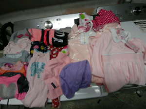 Lot of girls clothes 6mths to 2t
