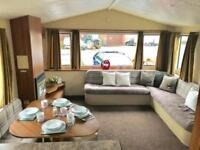 Static caravan for sale CONTACT BOBBY 12 month season 3 bed north west morecambe