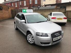 2007 56 Audi A3 1.9TD ( 105ps ) Sportback Special Edition