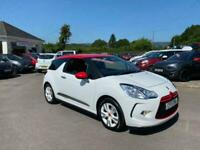2013 13 Citroen DS3 1.6e-HDi ( 90bhp ) Airdream DStyle Red
