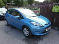 2011 Ford Fiesta 1.25 Edge 3dr [82] HATCHBACK Petrol Manual