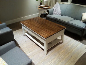 Refinished Mission Style Coffee Tables Oakville / Halton Region Toronto (GTA) image 4