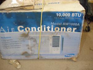 Une air conditionner de marque Samsung ,modèle AW 1000A