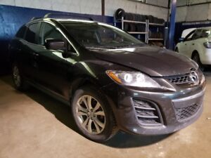 !!! PARTING OUT 2010 MAZDA CX7 2.3L TURBO AWD !!!!
