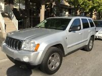 2007 Jeep Grand Cherokee LIMITED 5.7 HEMI NAV DVD FINANCEMENT
