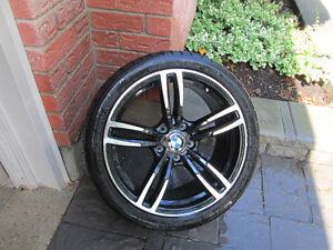 255/35/18 Michelin Pilot Super Sports Alloy Rims Like New