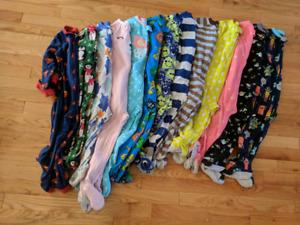 Pyjama carter 2-3-4 ans