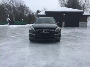 2012 Mercedes-Benz Autre ML63 AMG VUS