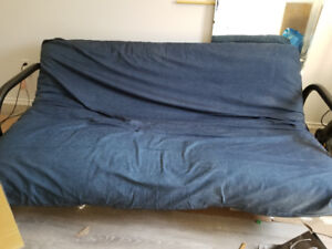 Sofa bed for free, pick up only.  Located Scarborough