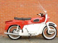 ARIEL LEADER CLASSIC 250cc 1960