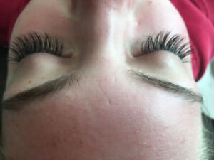 Eyelash Extensions - Sets, Fills and Removal Downtown London