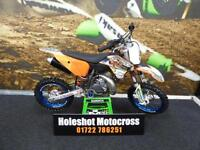 KTM SX 50 Motocross Bike Big wheels clean example