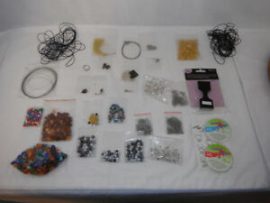 New, Assorted Jewellery Making Supplies