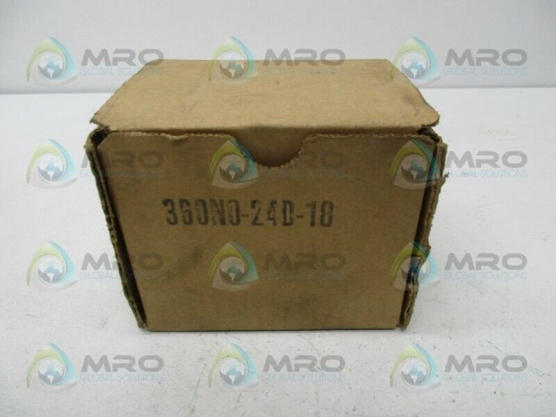 MDI 360N0-24D-18 CONTACTOR * NEW IN BOX *
