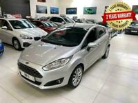 2015 Ford Fiesta 1.0 TITANIUM X 5d 99 BHP 5SP ECO HATCH Hatchback Petrol Manual