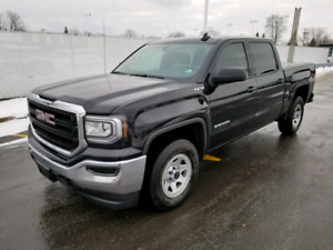 2017 GMC Sierra lease transfer