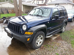 2006 Jeep Liberty- REDUCED PRICE.