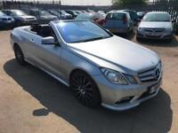 Mercedes-Benz E250 2.1CDI Blue F auto CDI Sport Convertible Needs TLC