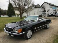 1986 Mercedes-Benz 300SL 3.0 188 R107 Only 42,000 Miles C Reg