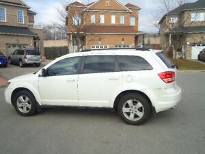 2010 Dodge Journey SXT, 7 Seater, NO ACCIDENTS, 6 Cylinders