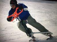TRIKKE SKKI , SKI BIKE, SKI SNOW FUN FROM DAY ONE.