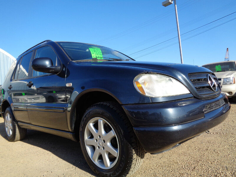 Kijiji Edmonton Used Cars For Sale By Owner: 2000 Mercedes-Benz M-Class AWD HEATED LEATHER-SUNROOF NAVI