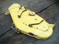 "John Deere Model 47 Cutting Deck H047 46"" Mid-Mount"