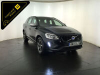 2014 VOLVO XC60 R-DESIGN NAV D4 1 OWNER SERVICE HISTORY FINANCE PX WELCOME