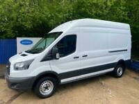 2017 Ford Transit 2.0TDCi ( 103Bhp ) RWD 350 L3H3 Diesel Van In White