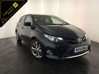 2014 TOYOTA AURIS EXCEL VVT-I HYBRID AUTO 1 OWNER SERVICE HISTORY FINANCE PX