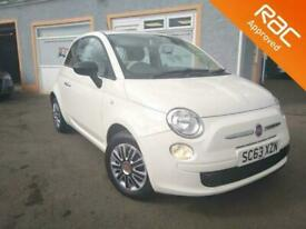 image for 2014 Fiat 500 1.2 POP 3d 69 BHP Hatchback Petrol Manual